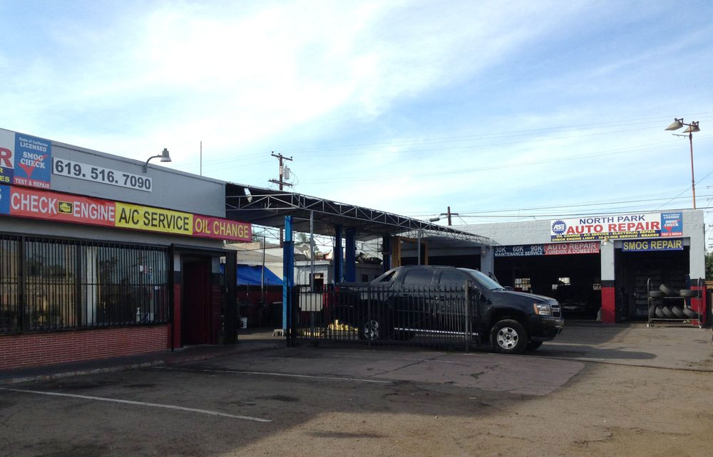 North Park Auto Repair - STAR Smog Check